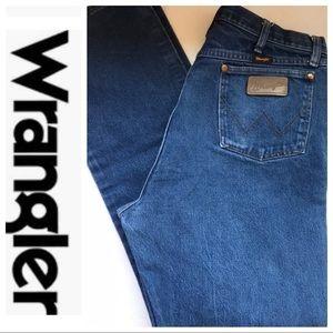 WRANGLER Original Fit Jeans SIZE 35x34